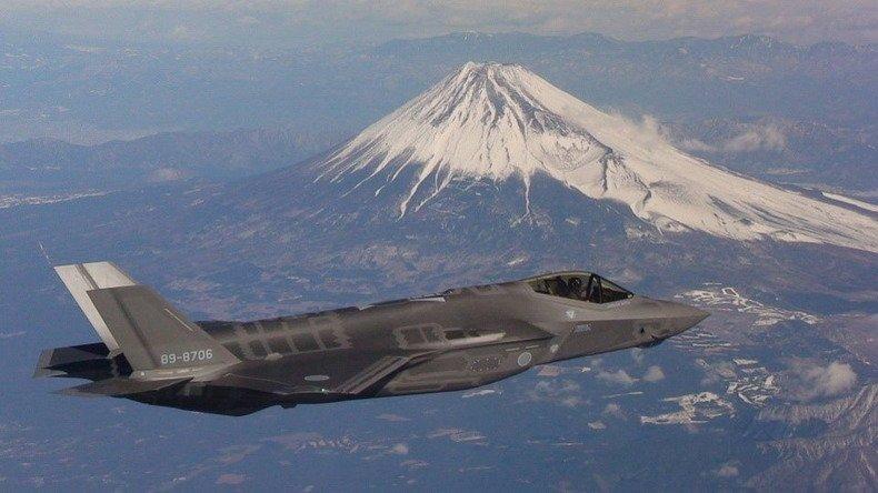 Япония потеряла F-35. Если русские или китайцы найдут его первым, у США будут проблемы
