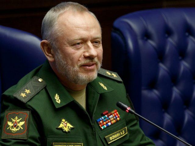 Замглавы МО РФ провел встречи с военными министрами стран Африки