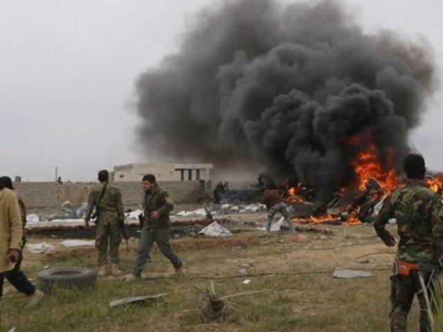 Боевики нарушили режим прекращения огня в трех провинциях Сирии