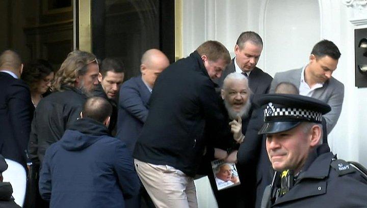 Долговая сделка МВФ с Эквадором обеспечила арест Ассанжа