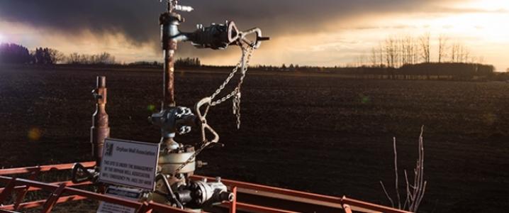 Канадский производитель газа неожиданно свернул деятельность, бросив почти пять тысяч скважин