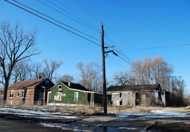 «Ржавый пояс»: во многих городах Соединенных Штатов власти продают заброшенные дома за 1 доллар