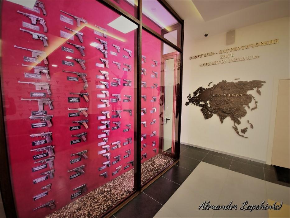 Стрелковое оружие всех времен: тайны бункера миллиардера Алтушкина