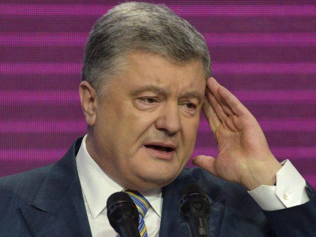 Порошенко призвал Зеленского развеять слухи о референдуме по переговорам с РФ