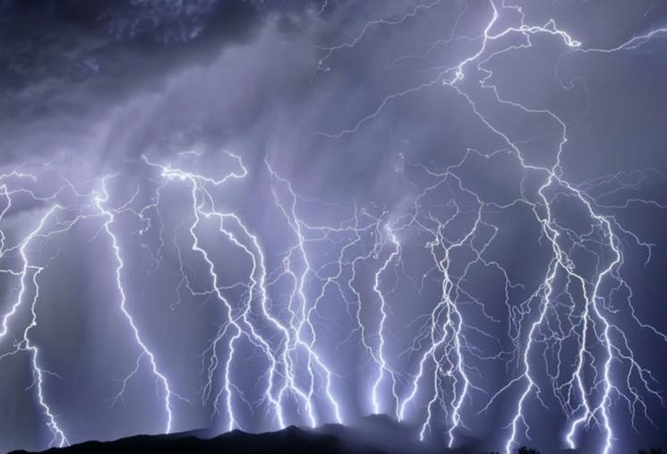 Источник молнии и ее виды