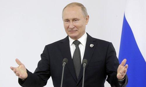 Взгляды Путина на либерализм отражают критическое отношение к Западу
