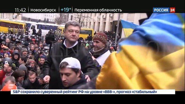 В борьбе за Украину. Документальный фильм Оливера Стоуна