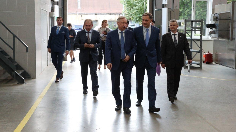 Беглов предложил увеличить гарантийный срок эксплуатации городских магистралей