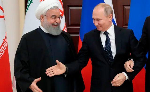 Россия хочет присоединиться к INSTEX