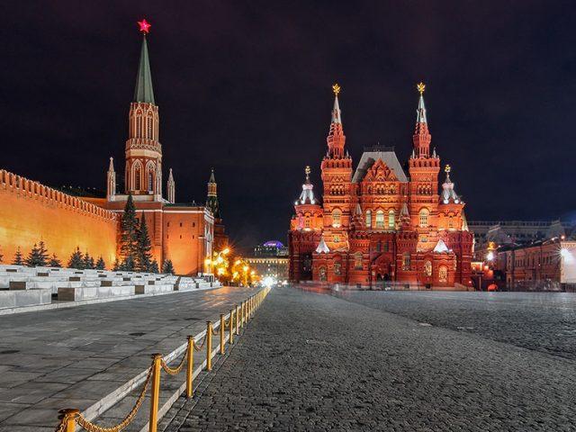 Шесть правил, о которых нужно помнить во время путешествия по Москве