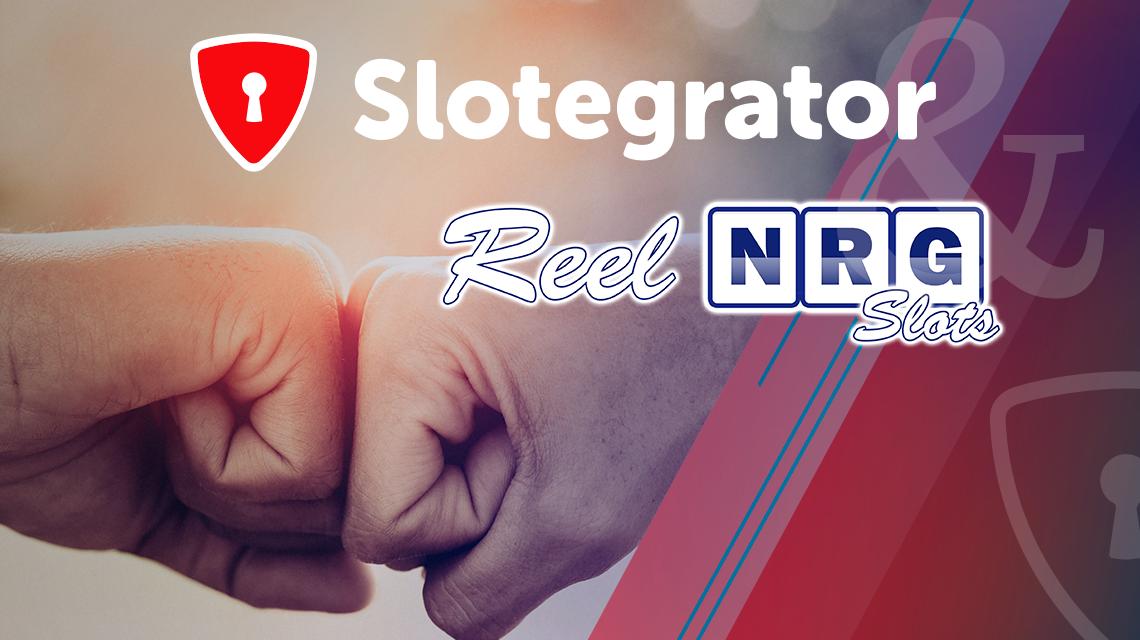 Ведущий разработчик софта для казино Slotegrator стал партнером ReelNRG