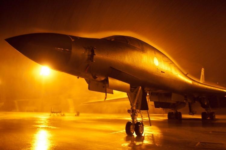 В американских ВВС осталось всего шесть боеспособных стратегических бомбардировщиков В-1
