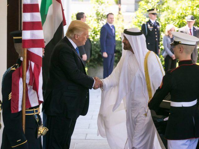 США присоединяются с секретным переговорам между ОАЭ и Израилем, направленным против Ирана