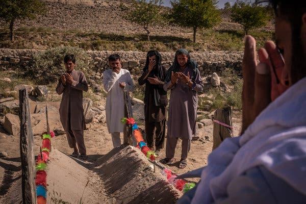 Доклад ООН: в Афганистане силами НАТО было убито больше мирных жителей, чем талибами