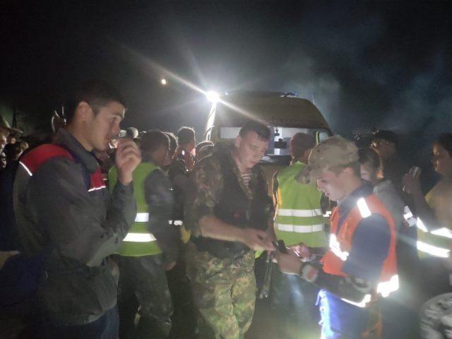 Волонтеры нашли пропавшую в Нижегородской области девочку