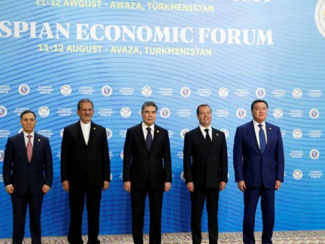Россия, Иран и другие прикаспийские страны решают, как поделить нефть