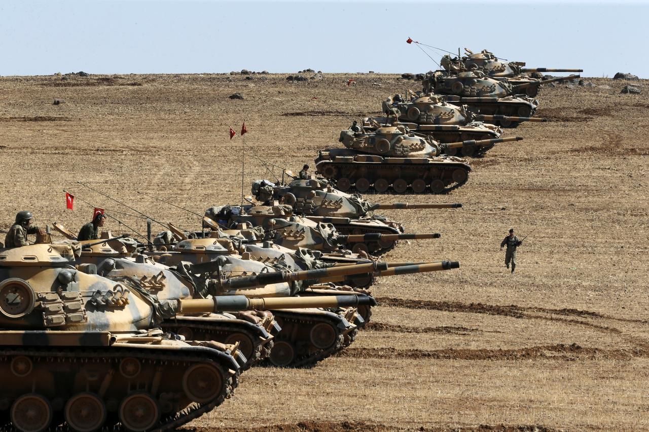 Пентагон предупреждает, что не позволит Турции совершить «неприемлемое» вторжение в Сирию