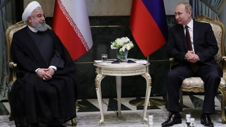 Россия встает на сторону Ирана