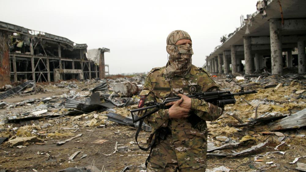 Украине нужен мир а не оружие