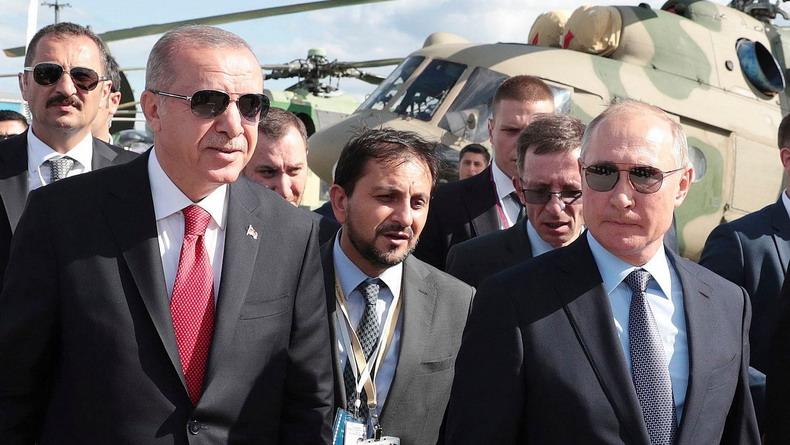 Продолжение сотрудничества Турции и России провоцирует напряженность в Европе и США