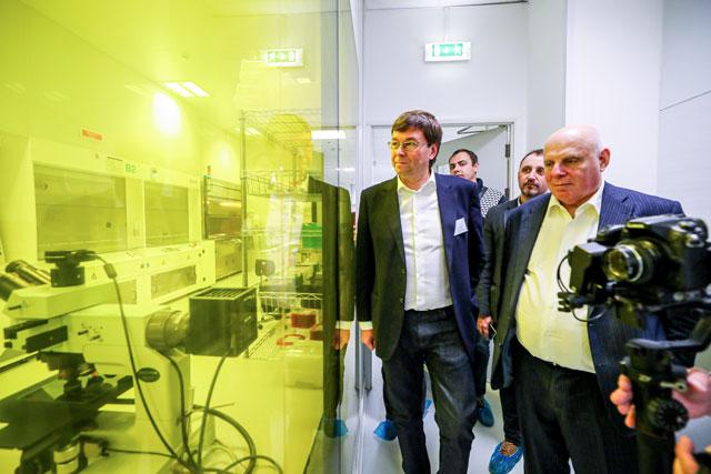 Эксперты премии «Приоритет» посетили инновационные импортозамещающие предприятия