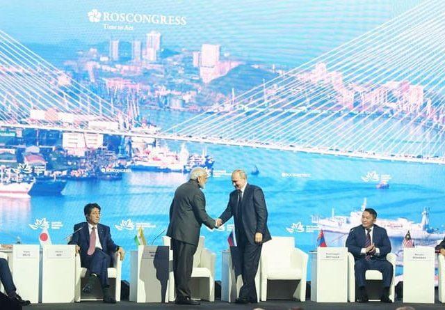 Новый баланс для России при развороте на Восток