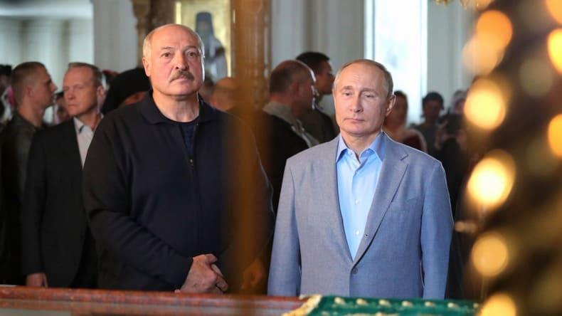 Большинство белорусов поддерживают союзное государство с Россией