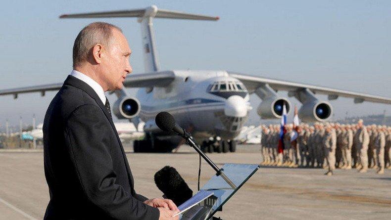 Москва долго будет доминировать на Ближнем Востоке