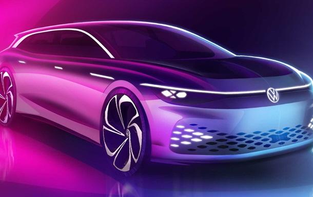 Volkswagen показал внешность предсерийного электромобиля