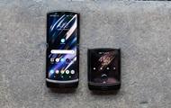 Motorola показала обновленную «раскладушку» Razr