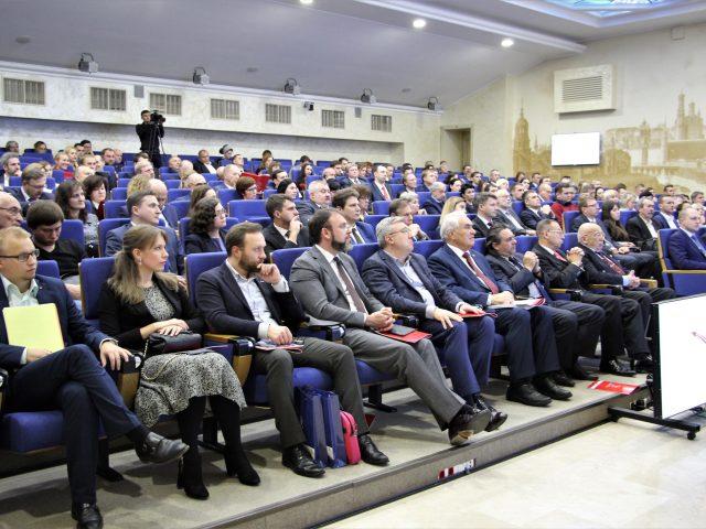 Церемония награждения премии «Приоритет» пройдет 28 ноября в Общественной палате РФ