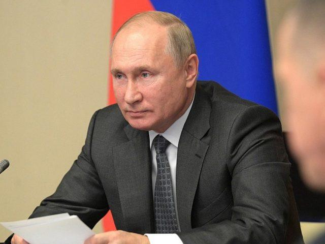 Путин озвучил результаты российской операции в Сирии