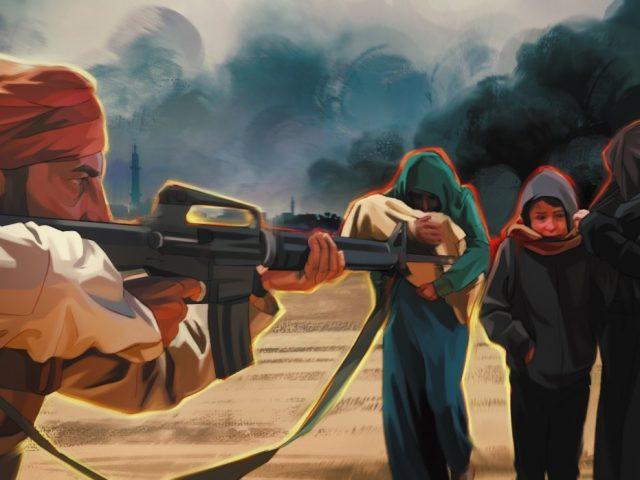 Либеральные СМИ ради денег замалчивают зверства боевиков в Сирии