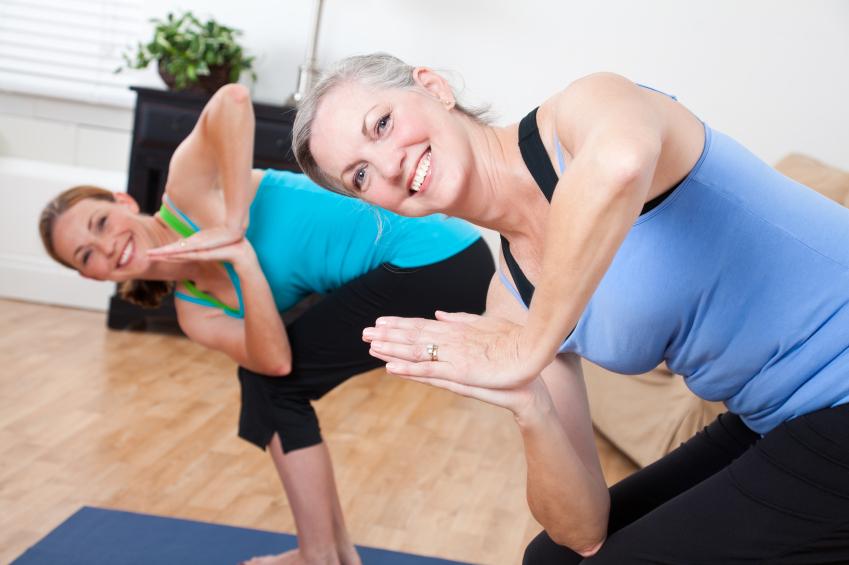 Упражнения Для Похудения В Климаксе. Как сбросить вес во время климакса?