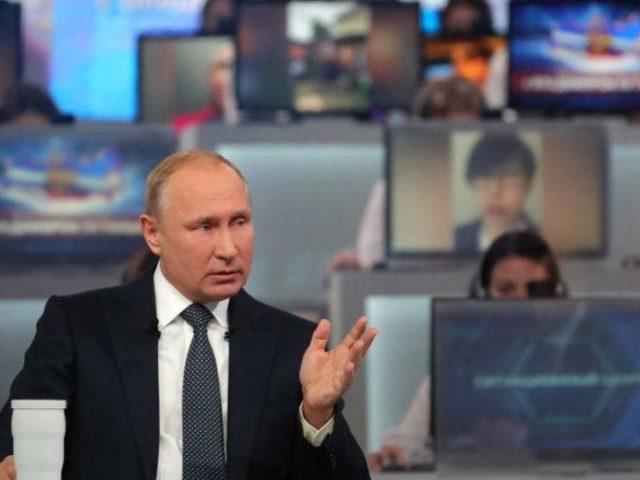 Из России со здравым смыслом: Путин говорит «нет» радикалам из французского парламента, выступающим за отказ от слов «мать» и «отец»
