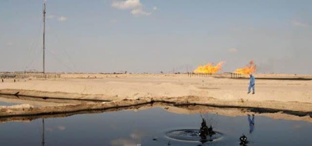 Соперничество сверхдержав за нефтяное месторождение в Ираке