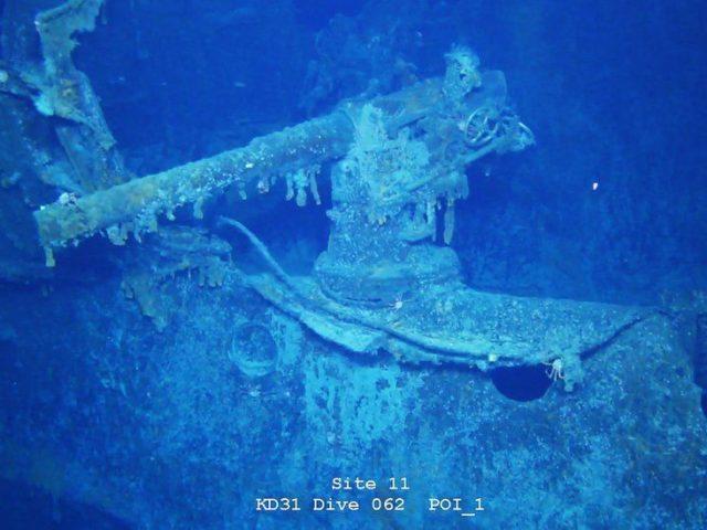 Погибший 105 лет назад немецкий крейсер «Шарнхорст» нашли на дне Атлантики