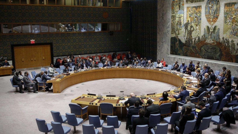 Совбез ООН обеспокоен нарушениями оружейного эмбарго в отношении Ливии