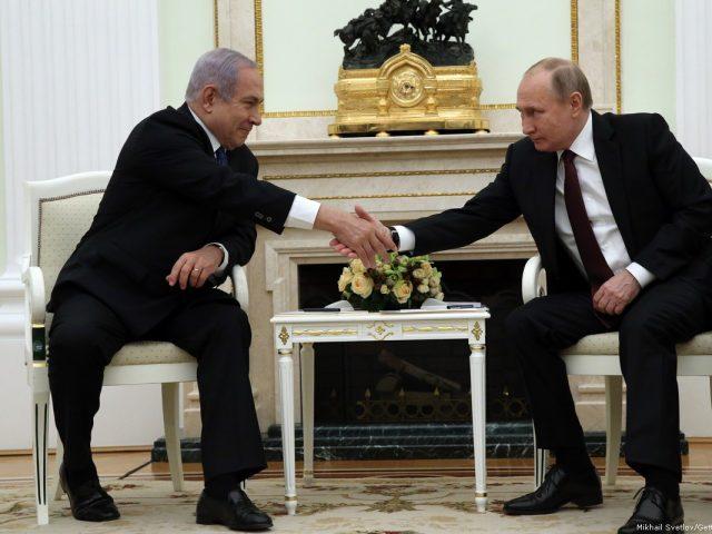 Союзник ли Россия Израилю?