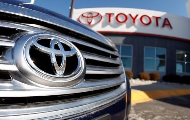 Toyota отозвала 3,4 млн автомобилей по всему миру