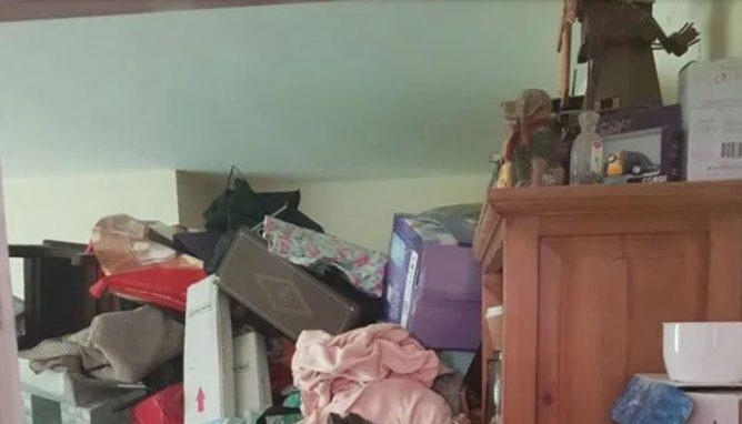 Пара продала дом, когда в нем не осталось свободного места от мусора, но новая хозяйка довольна выгодной сделкой