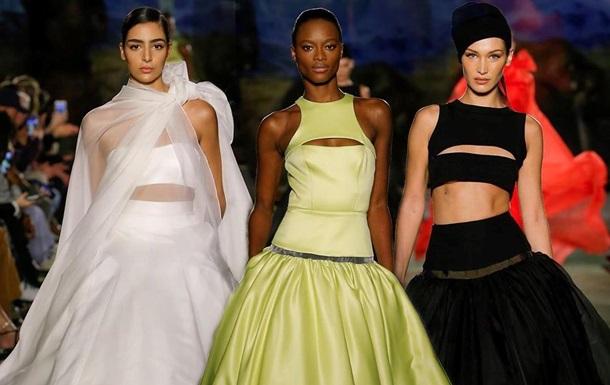 Неделя моды в Нью-Йорке 2020