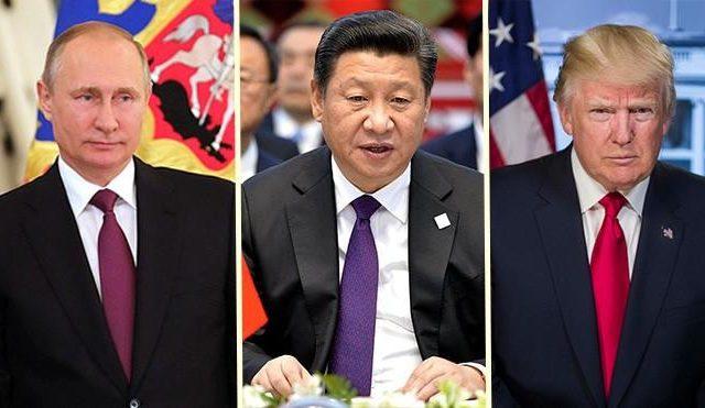 Открылась дверь для исторической встречи между Трампом, Путиным и Си Цзиньпином