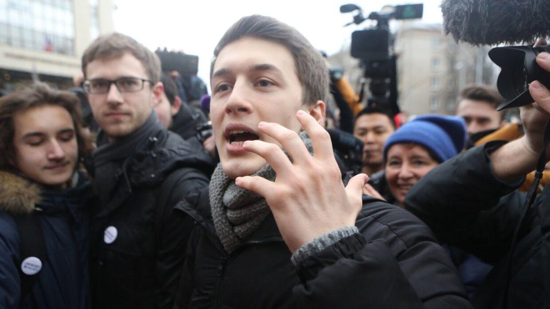 Егор Жуков заявил Навальному, что тому нечего предложить России