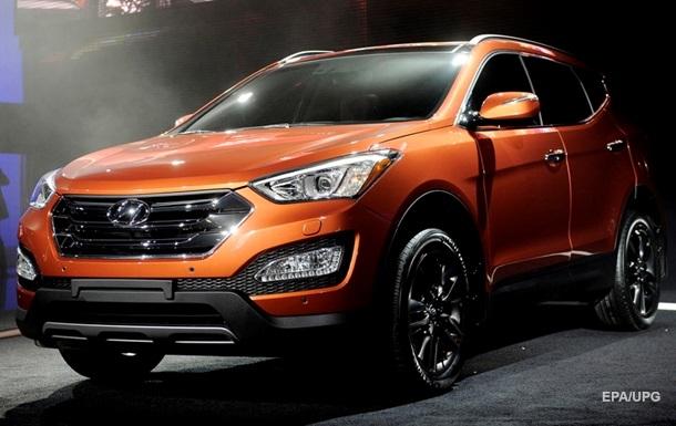Обновленный Hyundai Santa Fe показали на первом тизере