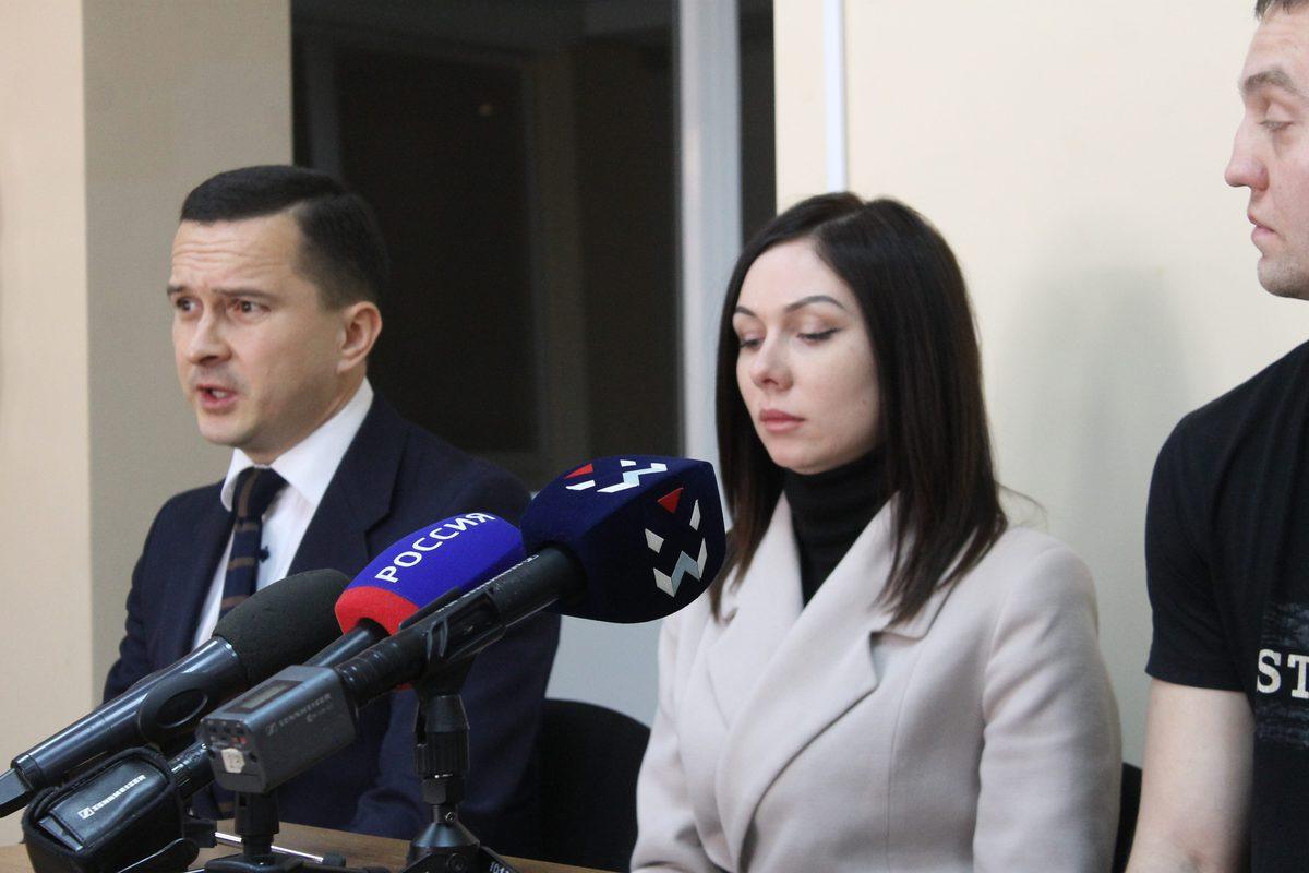 Эрика Маковейчук, вдова погибшего