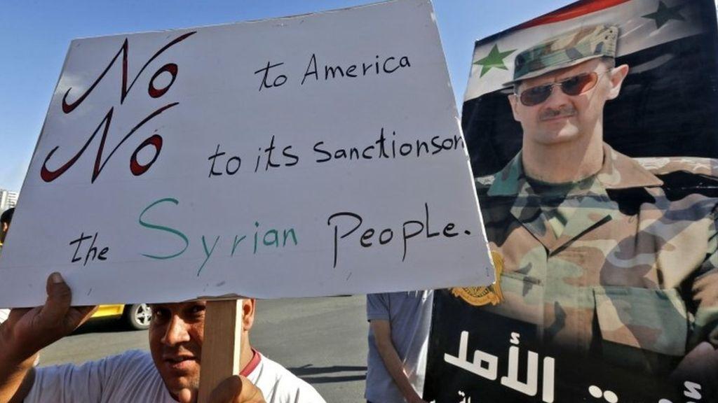 Китайский постпред в ООН: почему продолжают действовать американские санкции в отношении Сирии?
