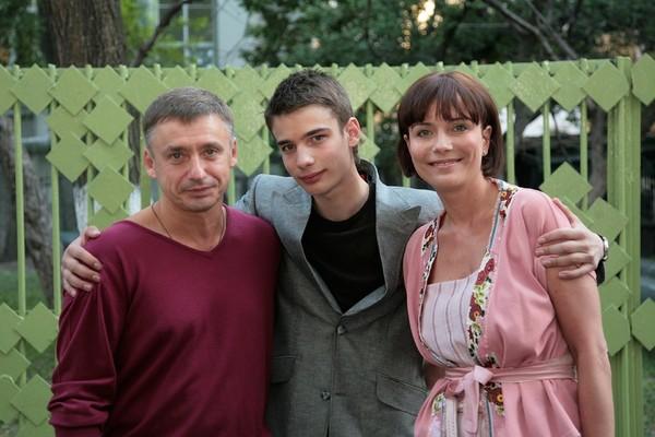 Никита Табаков, Антон Табаков, Екатерина Семенова