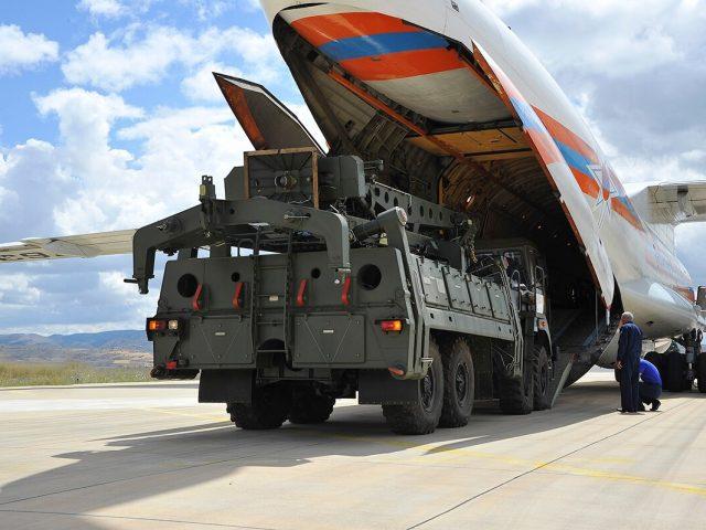 Соединенные Штаты могут выкупить у Турции российские системы С-400