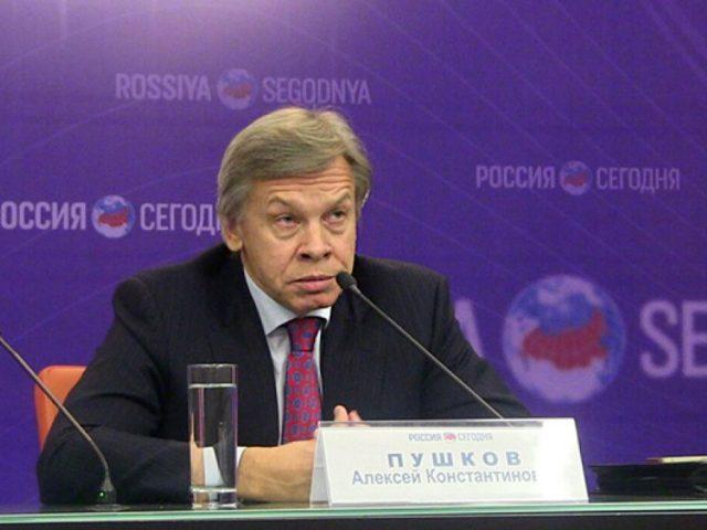 Пушков ответил на предложение Бжезинского принять Украину и Грузию в НАТО